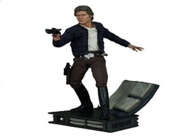 Han Solo - figurka 60 cm