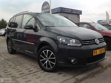 Volkswagen Touran II 2.0 TDI CR 140 KM HIGHLINE-NAVI-KLIMATRONIC- I WŁ
