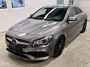 Mercedes-Benz Klasa CLA CLA 180 7G-DCT AMG Line-1