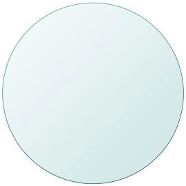 vidaXL Blat stołu szklany, okrągły 300 mm 243624
