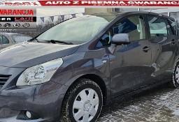 Toyota Verso 1.8 147 KM nawigacja climatronic gwarancja