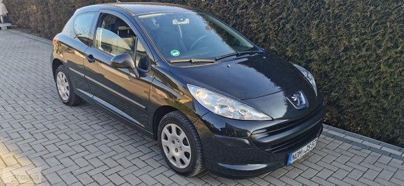 Peugeot 207 1.4 8V Z Niemiec Opłacony rej. 256