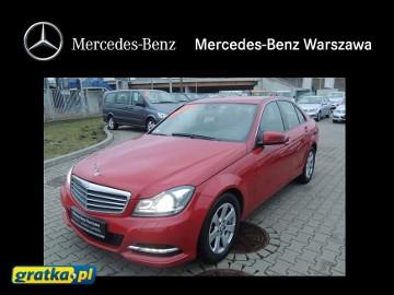 Mercedes-Benz Klasa C W204 180 CGI Nowa Cena Promocyjna