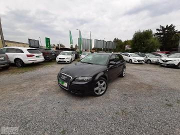 Audi A3 II (8P) Krajowy, Klima, Książka !!!