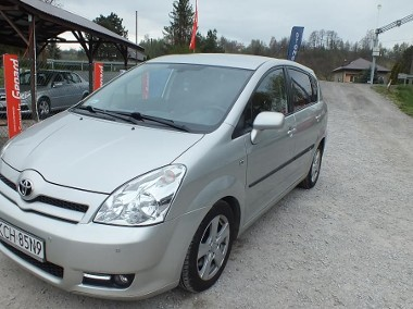 Toyota Corolla Verso III prywatnie zadbana piękna 1 właściciel-1