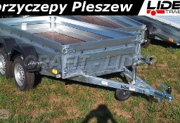 ZS-006 przyczepa lekka 265T, dwie osie, tandem, 266x132x35cm, DMC 750kg Zasław