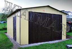 Garaże blaszane, wiaty, hale,konstrukcje stalowe.