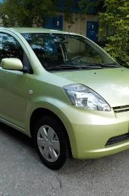 Daihatsu Sirion II 1,3 benzyna , blizniak toyoty yaris , bezwypadkowy-2