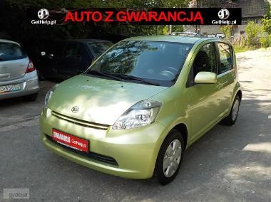 Daihatsu Sirion II 1,3 benzyna , blizniak toyoty yaris , bezwypadkowy-1