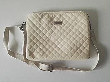 Bereshka torba na laptopa z paskiem na ramię