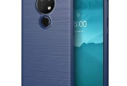 Etui pancerne do Nokia 7.2 / Nokia 6.2 niebieski