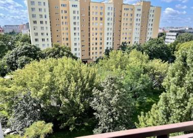 63 m2, 3 pokoje, duży balkon, widne, ul. Komorska