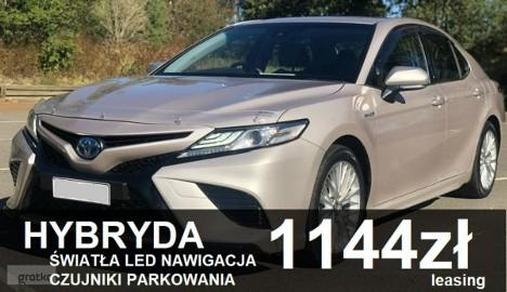 Toyota Camry VIII Executive 218KM Hybryda Full Led, Skóra, Nawigacja Leasing rata 1144