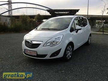 Opel Meriva B ZGUBILES MALY DUZY BRIEF LUBich BRAK WYROBIMY NOWE