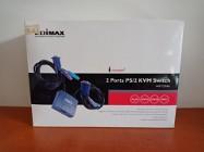 Przełącznik / switch KVM Edimax EK-PA2C