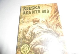 Klęska agenta 888'' Piastowicz z serii Zółty tygrys''