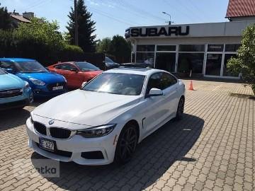 BMW M4 440i XDrive MPower, bezwypadkowy - Rezerwacja