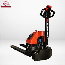 Nowy elektryczny wózek paletowy - paleciak z wagą EP EPT20 15ET 1.5T