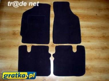 Honda Civic 1987-1991 3 drzwi najwyższej jakości dywaniki samochodowe z grubego weluru z gumą od spodu, dedykowane Honda Civic-1