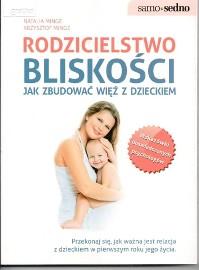 Sprzedam książkę Rodzicielstwo bliskości Natali Minge