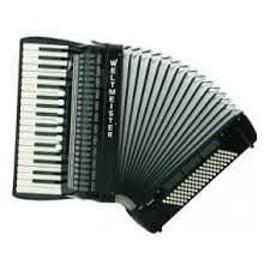 akordeonista z wokalem