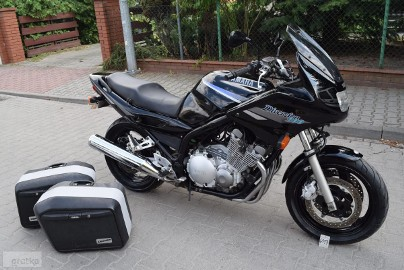 Yamaha XJ 900 Diversion dok. na km, 2 kufry, z niemiec ***