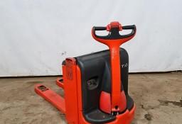 Linde T16 paleciak wózek paletowy 1600kg piesek