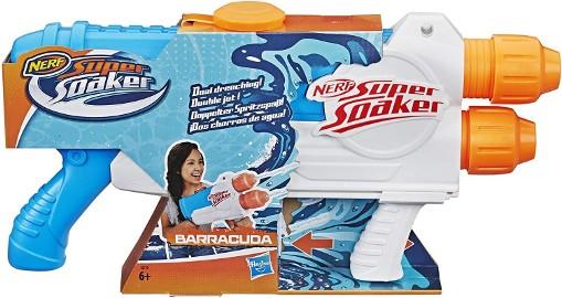 Pistolet na Wodę Nerf Super Soaker Barracuda