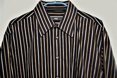 Koszula w prążki  L  Level Ten