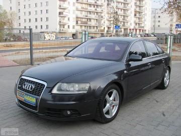 Audi A6 III (C6) 3,2-najbogatsza wersja-prywatne AUTO.