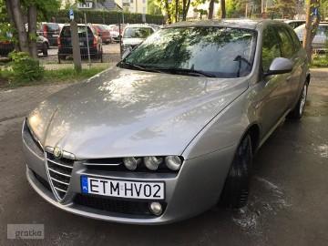 Alfa Romeo 159 I 1.9 JTD Distinctive. Zarejestrowany.