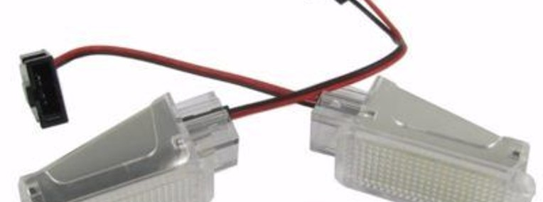 Audi A8 Q5 Q7 R8 TT TT Roadster lampki podświetlenia wnętrza NOWY WYSY-1