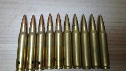 Amunicja dekoracyjna 5,56 mm