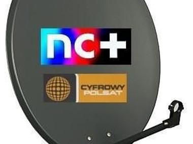 ŁÓDŹ - Montaż, naprawa, ustawienie anten  SAT, naziemna DVB-T i DVB-T2-1