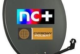 ŁÓDŹ - Montaż, naprawa, ustawienie anten  SAT, naziemna DVB-T i DVB-T2