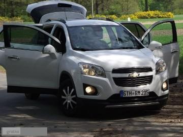 Chevrolet Trax Skóra kamera cofania zadbany opłacony polecam raty