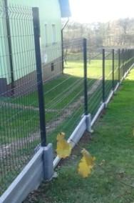 Panel ogrodzeniowy 123x250 cm 3D 2V fi 4mm ocynk+kolor-2