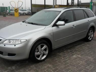 Mazda 6 I Diesel-Klimatyzacja-Navi-1