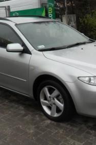 Mazda 6 I Diesel-Klimatyzacja-Navi-2