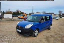 Fiat Doblo II z pisemną gwarancją
