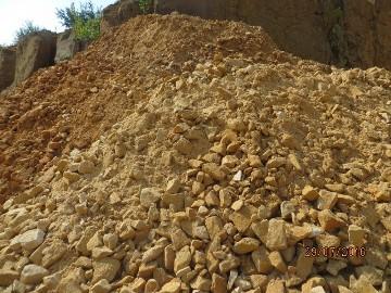 Pospółka kruszywo kamień na drogi nasypy pod utwardzenie placu
