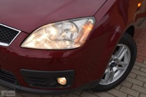 Ford Focus C-MAX 1,8 benz,125KM Klima LED Halogeny Tempomat PDC Alu
