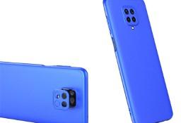 Etui GKK 360 do Xiaomi Redmi Note 9S / 9 Pro Blue