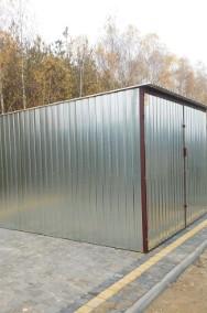 Garaż Myszków-2