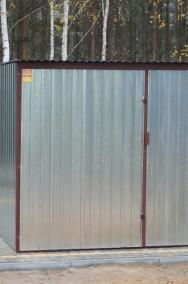 Garaż Myszków-3