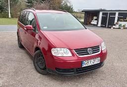 Volkswagen Touran I Klimatronik Ubezpieczenie do 03/2022 *RATY*