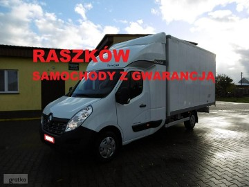Renault Master master 2.3 170 km 8 paletowy KONTENER SPOJTRAK
