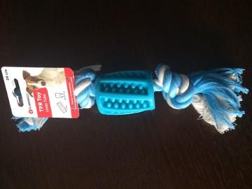 Gryzak zabawka niebieskie