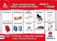Wynajem łóżka rehabilitacyjne Toruń. Wypożyczalnia sprzętu medycznego