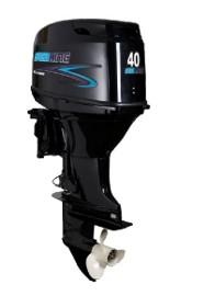 Silnik zaburtowy spalinowy SF40FWL-T 40.0KM silniki do łodzi SEAKING!!